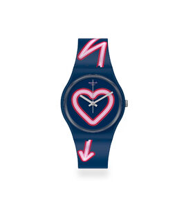 Reloj FLASH OF LOVE GN267 Swatch