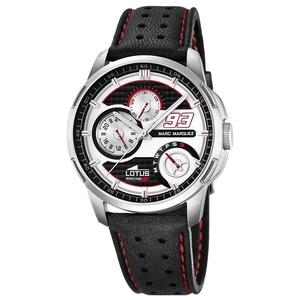 Reloj plateado Marc Márquez Lotus
