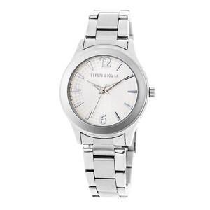 Reloj plateado mujer 8435432511497 Devota & Lomba