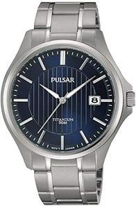 Reloj PULSAR caballero 50mts cristal mineral PS9433X1