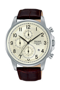 Reloj PULSAR caballero cronógrafo 50 mts PM3071X1