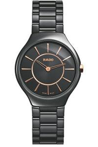 RELOJ RADO TRUE THINLINE BLACK R27742152