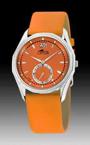 Reloj REDONARANJA3ACA Lotus 9930/4