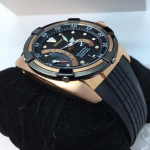 Reloj REDROSANEGRO5AC Seiko SRH006 VELATURA