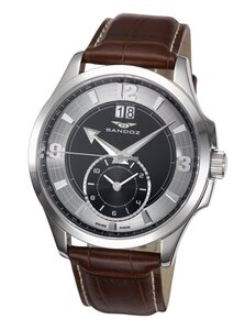 Reloj Sandoz Doble horario QZ EN 43 72581-05
