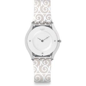 Reloj  skin sfe101schneehasi Swatch