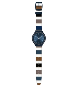 Reloj skin rallas svun103 Swatch