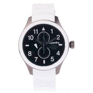 Reloj super dry blanco Superdry 5024693102709