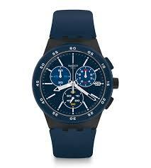 Reloj SUSB417 BLUE STEWARD CHRONO Swatch