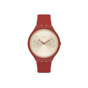 Reloj skin rojo svur100 skinhot Swatch