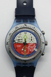 Reloj Swatch  SVXN4001