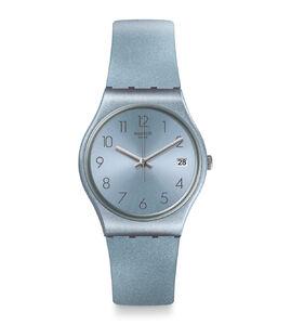 Reloj swatch azul azulbaya gl401