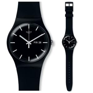 Reloj Swatch Mono Black Unisex
