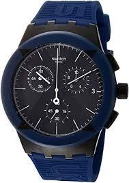 Reloj SWATCH SUSB418 X-DISTRICT BLUE CUARZO