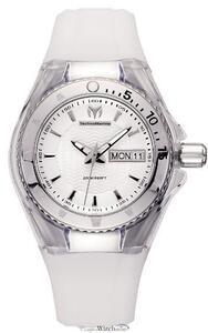 Reloj tecnomarine caucho blanco  110038 Technomarine