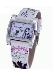 RELOJ TIME FORCE COLECCION HANNA MONTANA. HM 1006