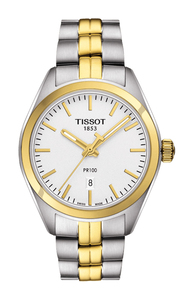Reloj TISSOT PR 100 BICOLOR. T101 210 22 031 00 T101.210.22.031.00