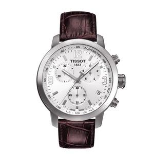 Reloj TISSOT PRC 200 MARRON. T055 417 16 017 01 T055.417.16.017.01