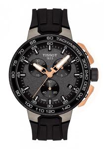 Reloj TISSOT T-RACE CICLISIMO NEGRO CAJA GRIS T111 417 37 441 07 T111.417.37.441.07