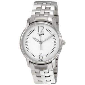 Reloj Tissot unisex en acero T0522101103700