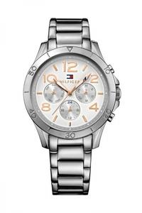 Reloj Tommy Hilfiger acero y numeros rosé 1781526 Tommy Hilfiguer