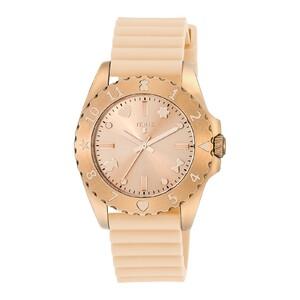 Reloj Tous caja rosé y correa caucho 500350100