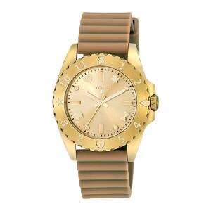 Reloj tous de señora caja dorada y caucho 500350105
