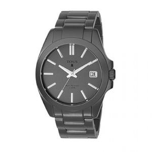 Reloj tous unisex color gris antrazita 200350155
