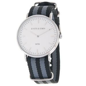 Reloj Unisex Devota y Lomba DL015N-01GR 8435334803737 Devota & Lomba