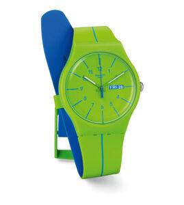 Reloj verd suog707 Swatch