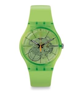 Reloj verde suog118 Swatch