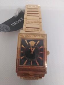 Reloj Versace dorado