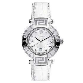 Reloj Versace Mujer blanco - acero