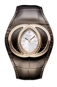 Reloj Versace Mujer correa de cuero