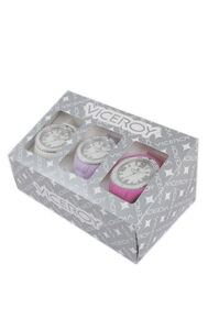 Reloj VICEROY PACK 3 CORREAS 432138-09