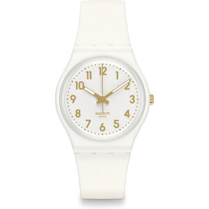 Reloj white bishop blanco gw164 blanco Swatch