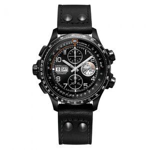 Reloj X-WIND PVD NEGRO AUTO CRONO Hamilton H77736733