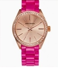 Reloj Mark Maddox Rosa