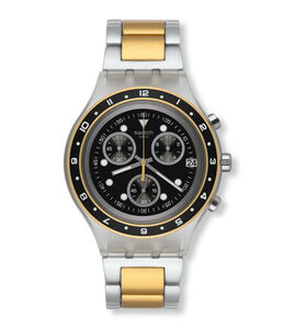 RELOJ SWATCH CHRONO DIAPHANE ANTENOR SVCK4076AG