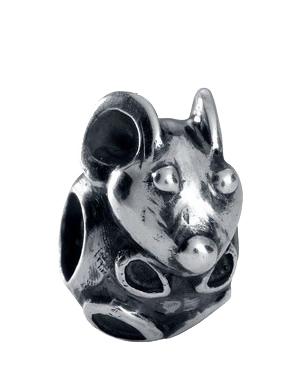 Abalorio Viceroy de plata  VMG0001-00