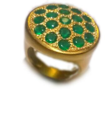 anillo plata CRISOPAS