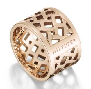 Anillo Tommy Hilfiger 2700744c Tommy Hilfiguer