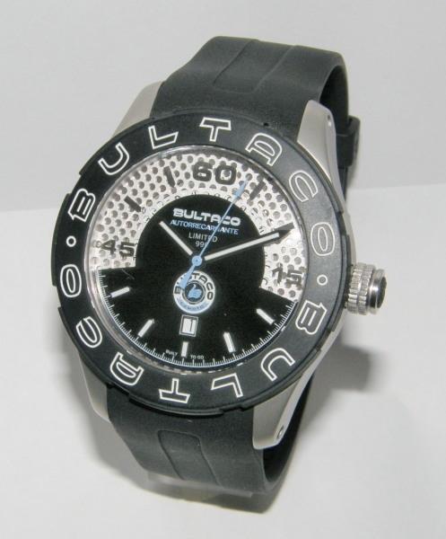 Reloj BULTACO AUTOMATICO L48AP-01N