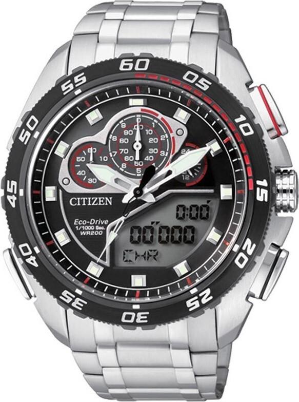 ed8a86fe6416 Reloj CITIZEN PROMASTER CRONO MILLESIMO ECO DRIVE JW0124-53E. Cargando zoom