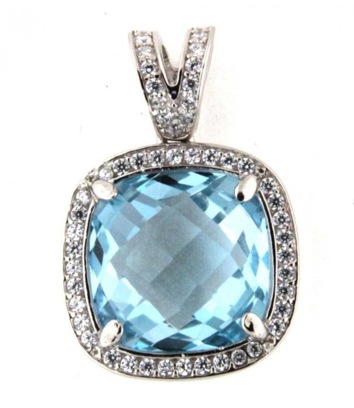 Colgante de plata 0535 Kavak Diamonds