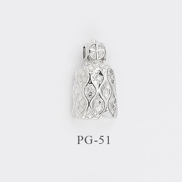 Colgante Inspiración en la obra La Pedrera de Gaudí PG-51 Finor