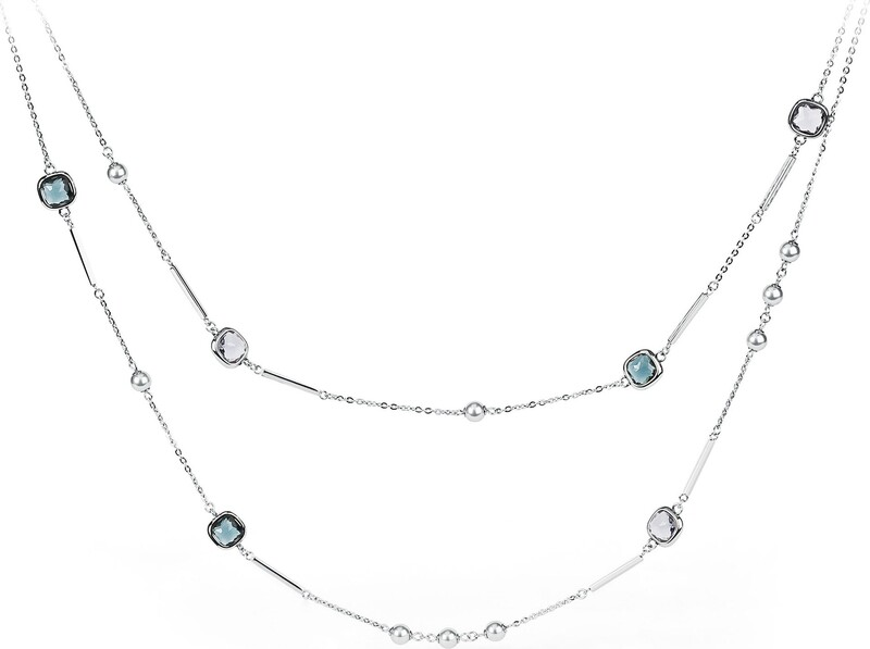 Collar CATHERINE SQUARE ED. - BCA33 8057438992393 BROSWAY