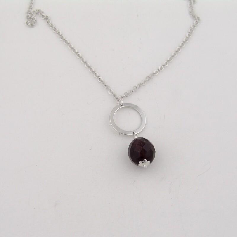 collar colgantes con cadena y motivos rosados 8435334801467 DEVOTA Y LOMBA Devota & Lomba