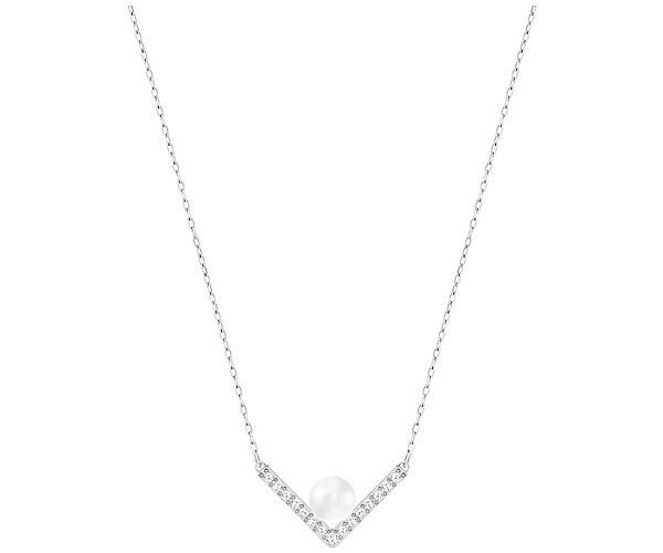 Collar Swarovski con una perla 5213361