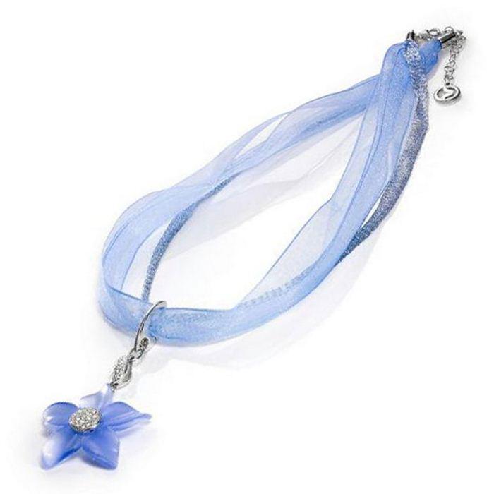 Collar Viceroy Jewels de plata y cristal swarovski